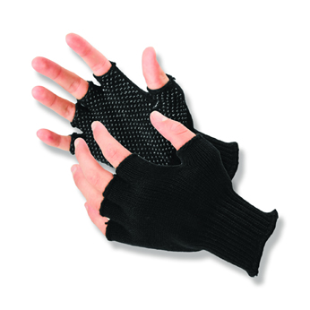 <br>(Half-Finger Grip Dot Glove